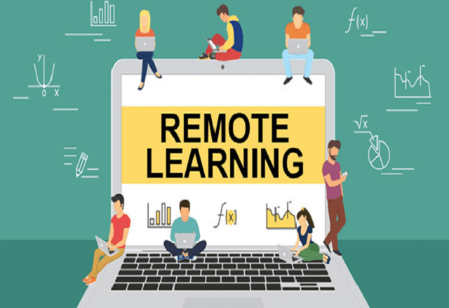 free remote learning resources